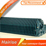 Transportband van de Rang van het Voedsel van Hairise de Plastic Witte Modulaire