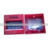 Punto manuale di vetro di chiamata del segnalatore d'incendio di incendio della rottura Emergency