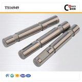 Вал точности CNC фабрики ISO подвергая механической обработке