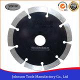 utensili per il taglio del diamante di 125mm con la lamierina sinterizzata di segmento