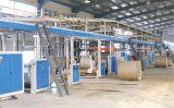 Máquina de la fabricación de papel cadena de producción acanalada de la cartulina