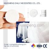 La toalla comprimida 100% del rayón suave de los productos de China libera el producto químico