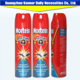 Insectos de vuelo del aerosol del insecticida del aerosol de los productos químicos de hogar que matan el aerosol
