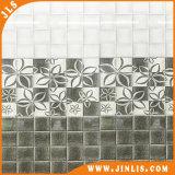 Baumaterial-Grün-Badezimmer-glatte keramische Wand-Fußboden-Rand-Fliese