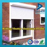 Het Profiel van het aluminium voor de Keukenkast van het Venster van de Deur van het Blind van de Rol