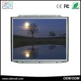 끼워넣어진 접촉 스크린 열린 구조 LCD 모니터의 중국 제조자