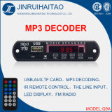 Decodificador da microplaqueta do jogador MP3 para tela do laser da C.C. 12V/5V a mini
