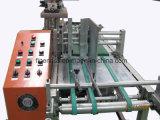 Контейнер алюминиевой фольги делая машину для принимать еды