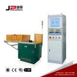 Máquina de equilibrio vertical de las placas de embrague integrada con el capo motor de la perforadora y la abrazadera neumática