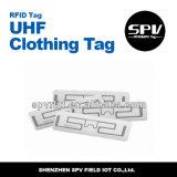 Modifica materiale di caduta di frequenza ultraelevata RFID di frequenza del nuovo dei vestiti RFID documento della modifica