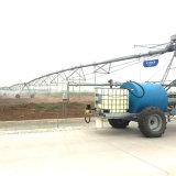 Systeem van de Irrigatie van de Beweging van de sproeier het Zij