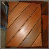 Плитки Decking Cumaru напольные деревянные