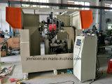 Alta velocidad de 5 ejes 3 cabezales CNC Perforación y cepillado cepillo haciendo máquina / escoba que hace la máquina (2 de perforación y 1 tufting)