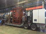 Gerador do nitrogênio da PSA para a palha que recicl o projeto