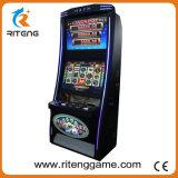 Máquina de entalhe a fichas do casino do jogo video