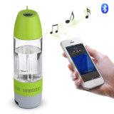 Altavoz sin hilos del amplificador de Bluetooth de la nueva botella de agua del diseño para el iPhone Samsung