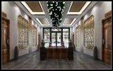 装飾のレストランの区分のための物質的なステンレス鋼の壁パネルの金属スクリーン