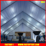 Большой изогнутый шатер 25m партии шатёр типа образца европейский водоустойчивой сенью 40