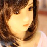 muchacha artificial de la muñeca verdadera japonesa del 125cm para el sexo