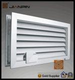 Grille d'aération anodisée de gril de porte de qualité pour l'air de renvoi de porte