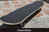 Скейтборд конька Longboard клена деревянный взрослый высокоскоростной