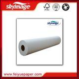 70GSMは60inch高品質の織物印刷のための速い乾燥した昇華転写紙を非カールする