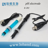 Hotsale preiswerter Feder-Typ wasserdichte pH-Elektrode (E-201)