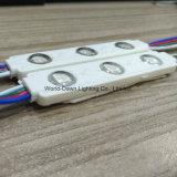 Nuevo punto 2 años de módulo de la garantía SMD5050 3LEDs IP65 LED