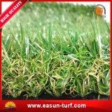 Abbellimento dell'erba artificiale esterna impermeabile del rivestimento per pavimenti del giardino