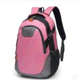 Le sac à dos unisexe de course de grande capacité folâtre le sac d'épaule d'élève de sac de loisirs