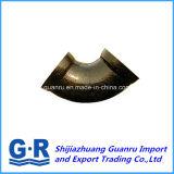 Guarnición dúctil del hierro de la curva doble del socket