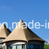 Het multifunctionele Openlucht het Kamperen van de Safari Hotel van de Tent van de Luxe van de Tent