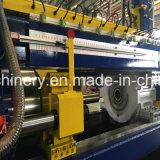 la prensa 3100t para el aluminio sacó los perfiles