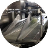 Xzb-450A Hochgeschwindigkeitsc$kissen-typ Tomate-Fluss-Verpackungsmaschine