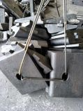 Trazador de líneas perdido del molino de bola de la placa del trazador de líneas del bastidor de la cera