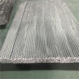 Núcleo de favo de mel de alumínio de Materiar da mobília ao ar livre (HR671)