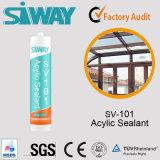 台所防水シーリングのための300ml 1構成の反菌類のアクリルの密封剤