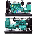 Weifang Kofoエンジンによって動力を与えられる10kw 20kwの発電機の開いた無声