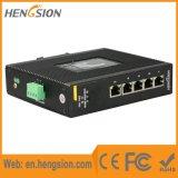 5 Gigabit Schakelaar van het Netwerk Ethernet van de Haven 10gbps de Industriële