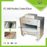 熱い販売のフルオートマチックの大きい容量FC-300の家禽の打抜き機