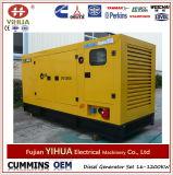 Ricardo Engine Generators 125kVA met Luifel