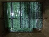 승화 인쇄 Microfiber 유리 청소 피복 PVC 개별적인 패킹