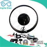 إطار العجلة سمين كهربائيّة درّاجة صرة محرّك عدة مع [1000و] محرّك