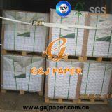 Papier enduit léger de qualité en feuille et roulis