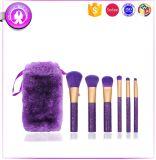De draagbare Professionele Kleur van de Borstel van de Make-up Vastgestelde Mooie