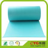 Hoja de Anti-Flaming papel de aluminio XPE espuma del aislamiento de calor