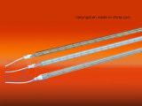 Singola lampada di calore infrarossa con il riflettore dell'oro