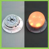 Lámpara decorativa del taburete de la lámpara de vector de cena de la lámpara LED del banquete LED