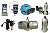 Compresores de aire automáticos industriales de la válvula de desagüe de los recambios