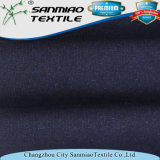 Poliéster Spandex Cotton French Terry Knitted Tecido
